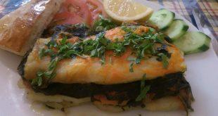 אוכל ממסעדת לאונה