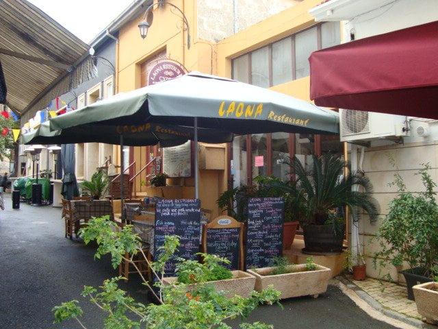 מסעדת Laona