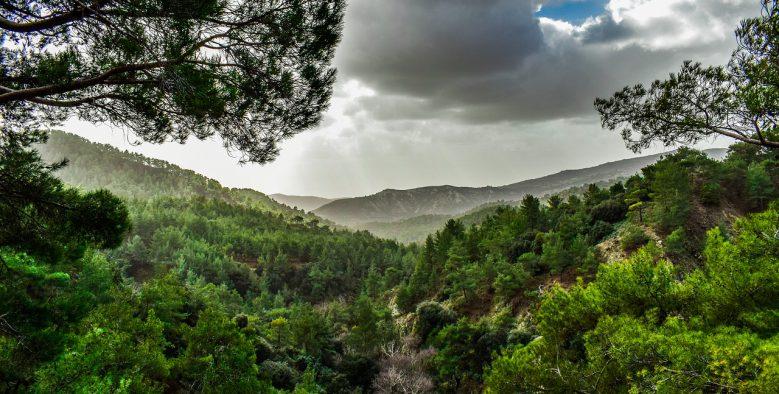 הרי הטרודוס