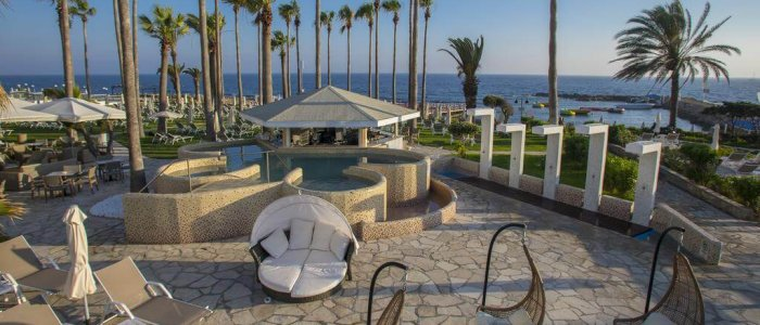 מלון Cypria Maris Beach Hotel & Spa