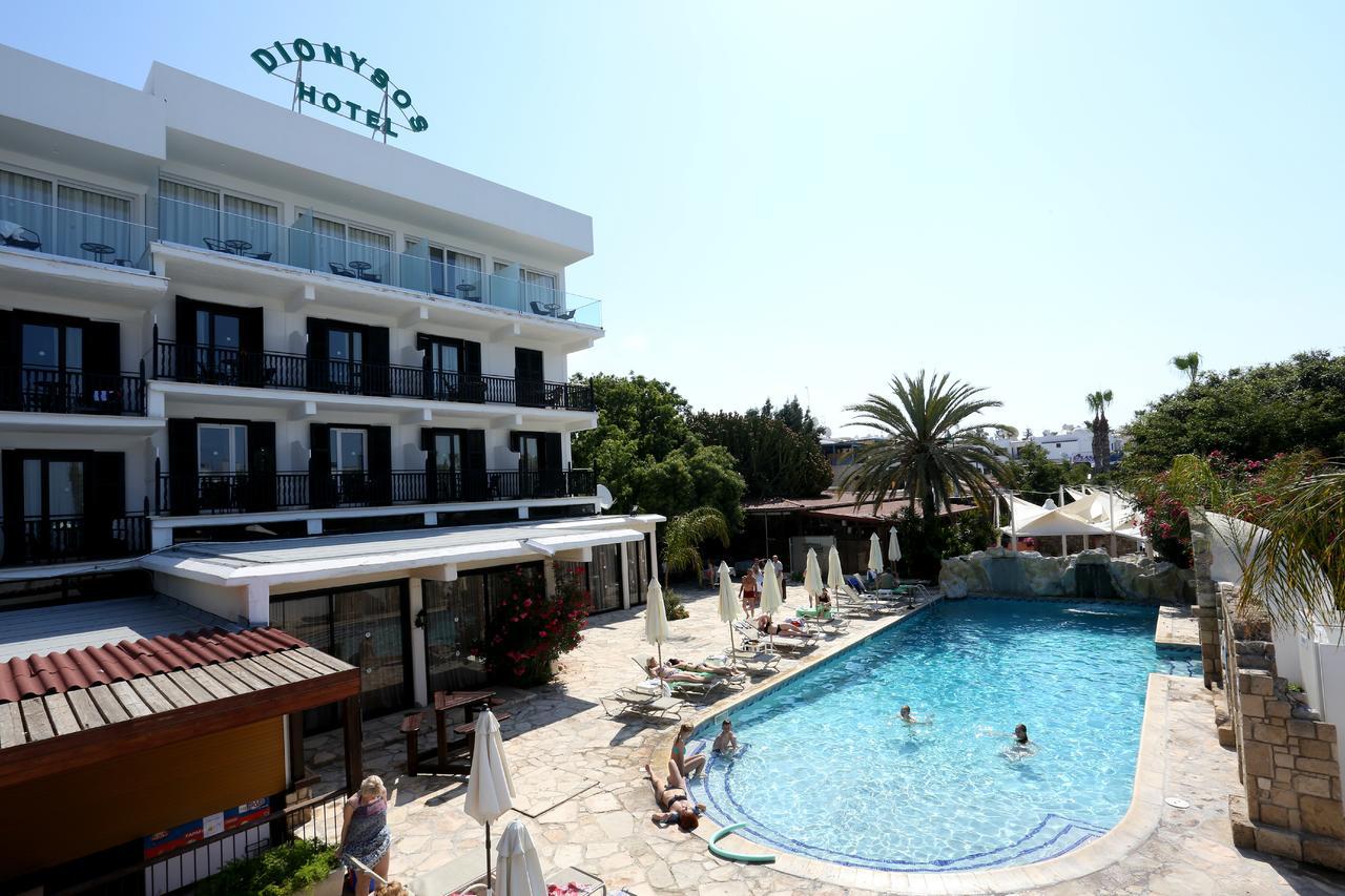 מלון דיוניסוס סנטרל