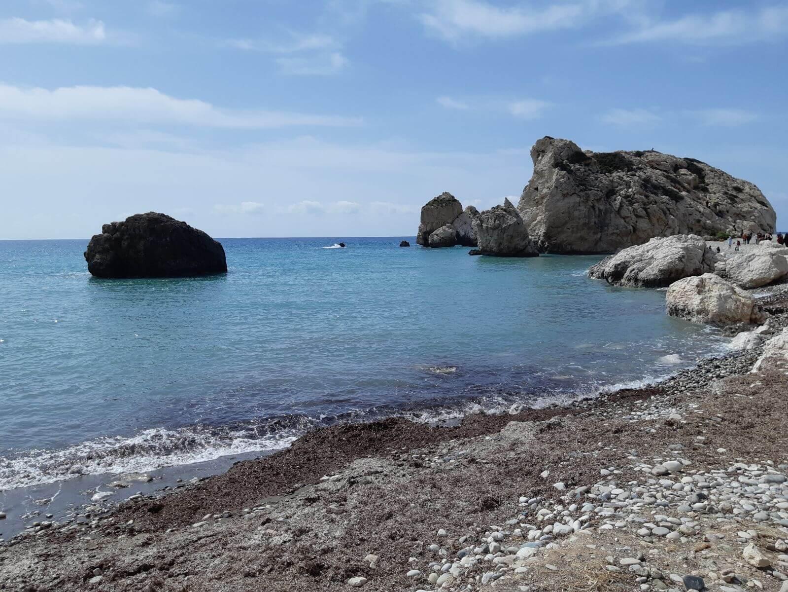 סלע אפרודיטה בפאפוס