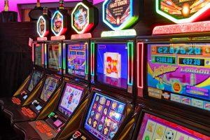 מכונות הימורים