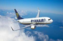 מטוס חברת ריינאייר